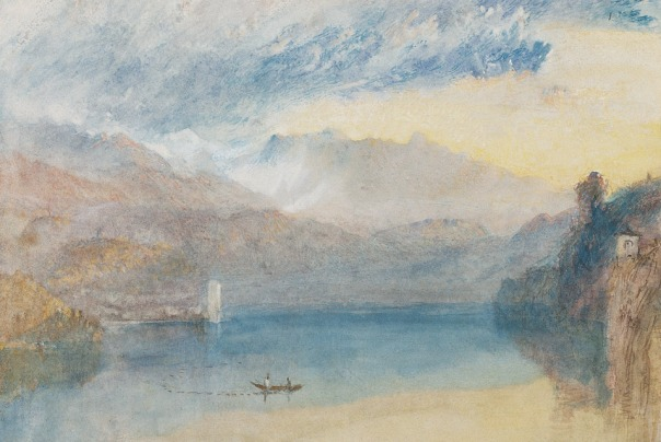 JMW_Turner,_The_Sarner_See_(Lake_Sarnen),_Evening_c.1842,_watercolor
